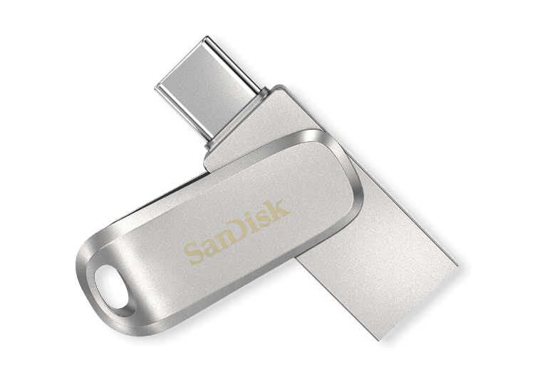 Shop Now: SanDisk Ultra® Dual Drive Luxe USB Type-C™ Flash Drive
