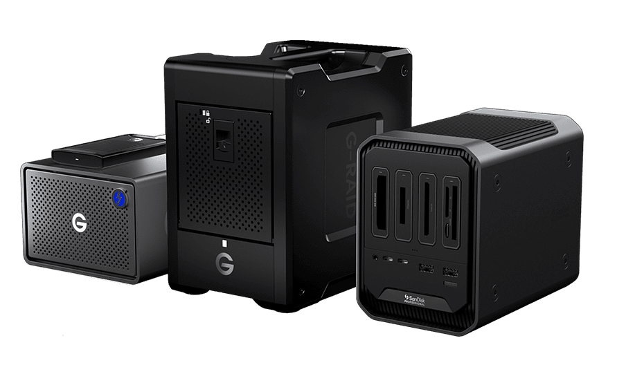 G-Technology: G-DRIVE Hard Drives and SSD Storage   Western ...