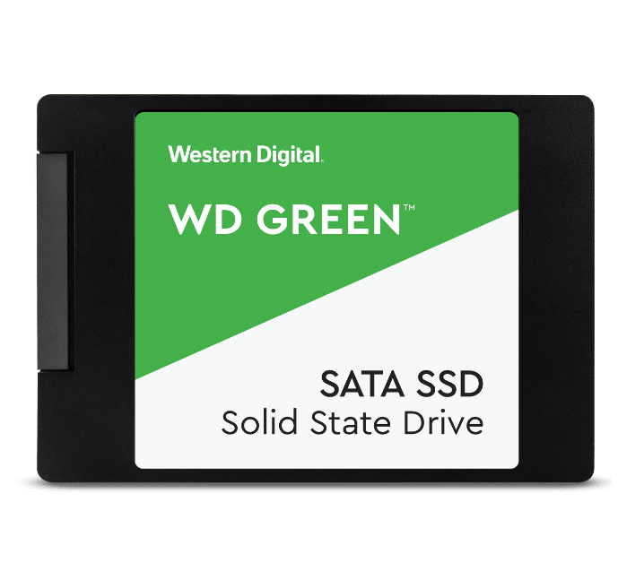 WD Green SATA SSD from WD
