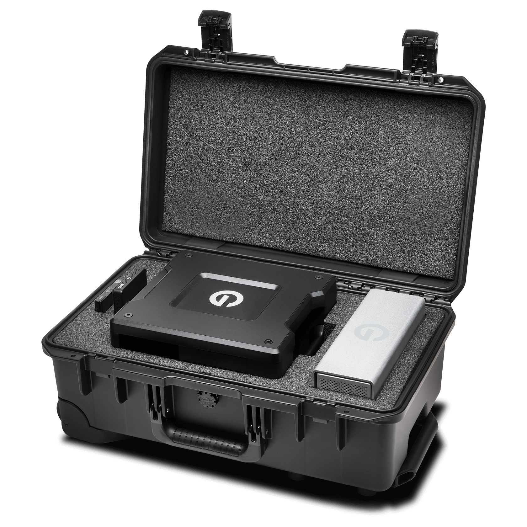 WesternDigital coupon: G-Technology Shuttle/Shuttle SSD Case Peli IM2500 ev modules Foam - 0G10328-1