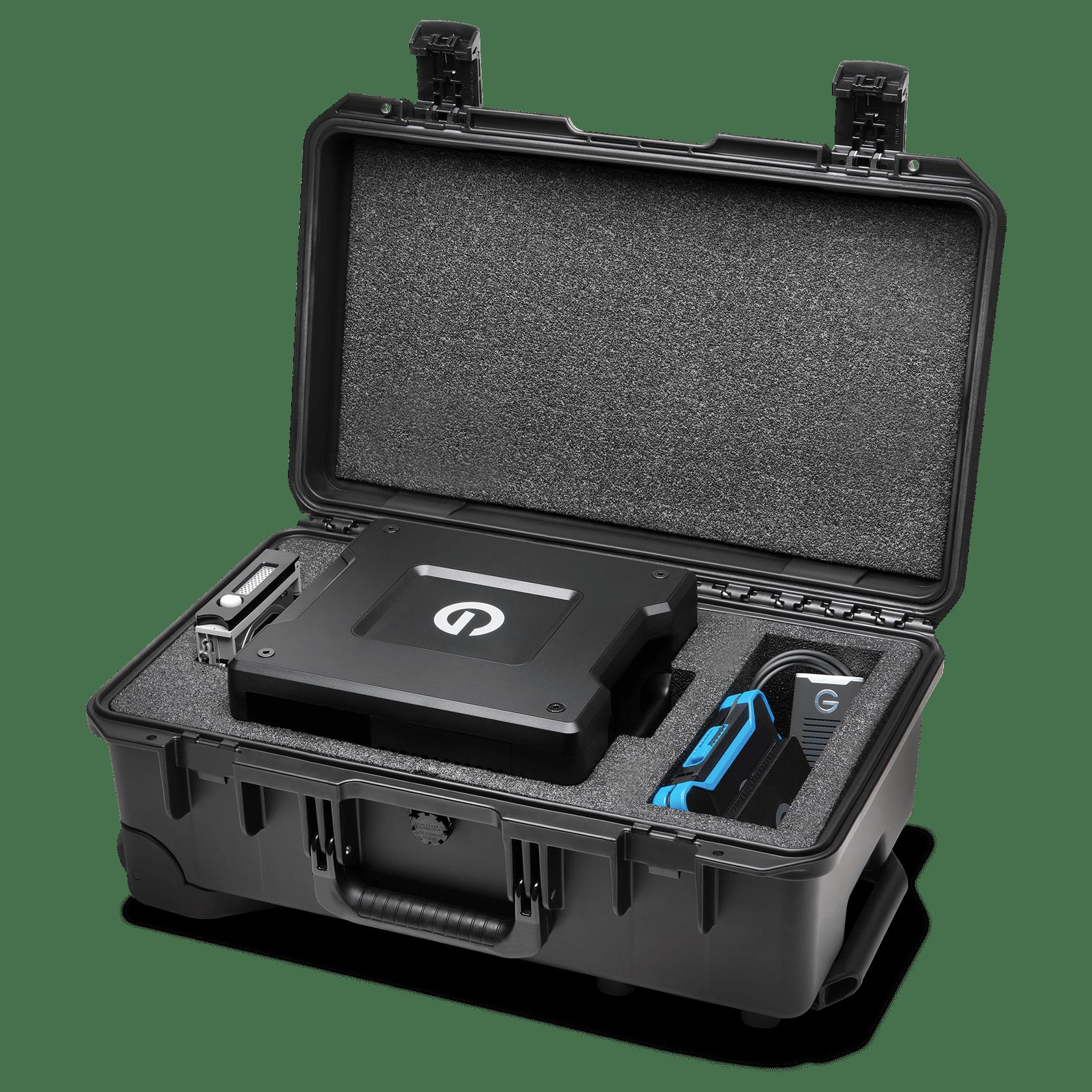 G-Technology Shuttle/Shuttle SSD Case Peli IM2500 Spare module Foam - 0G10327-1