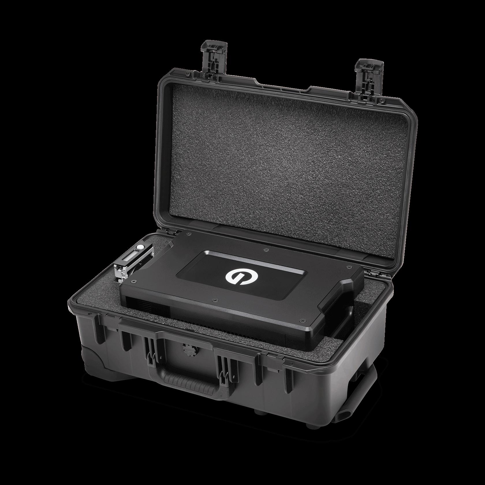 WesternDigital coupon: G-Technology Shuttle XL Case Peli IM2500 Spare module Foam, 8-bay Storage System - 0G04980-1