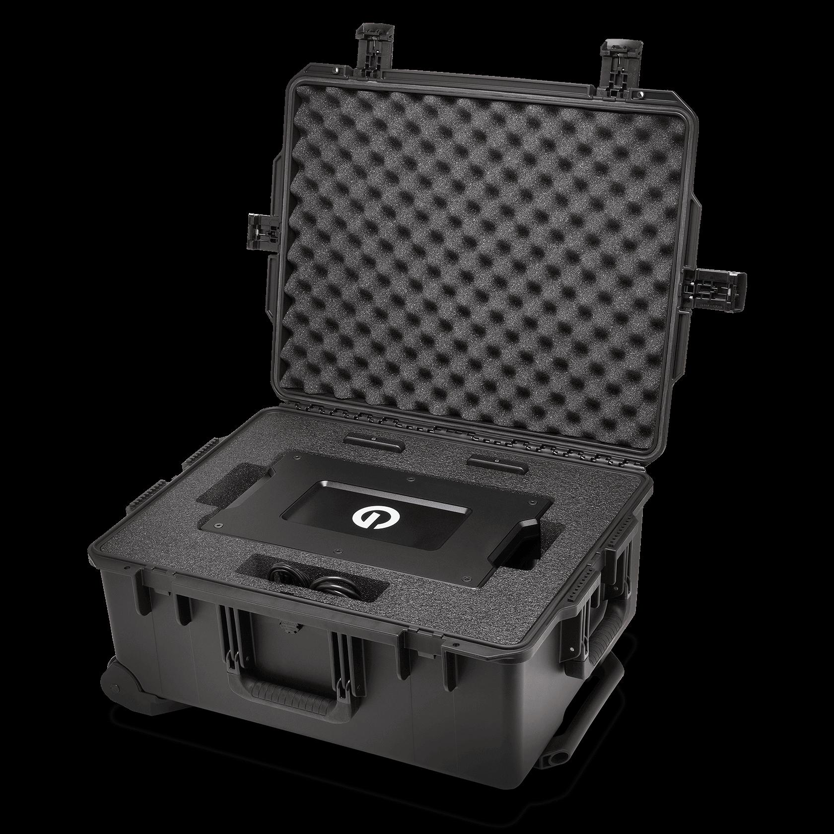 WesternDigital coupon: G-Technology Shuttle XL Case Peli IM2720 ev modules Foam, 8-bay Storage System - 0G04983-1