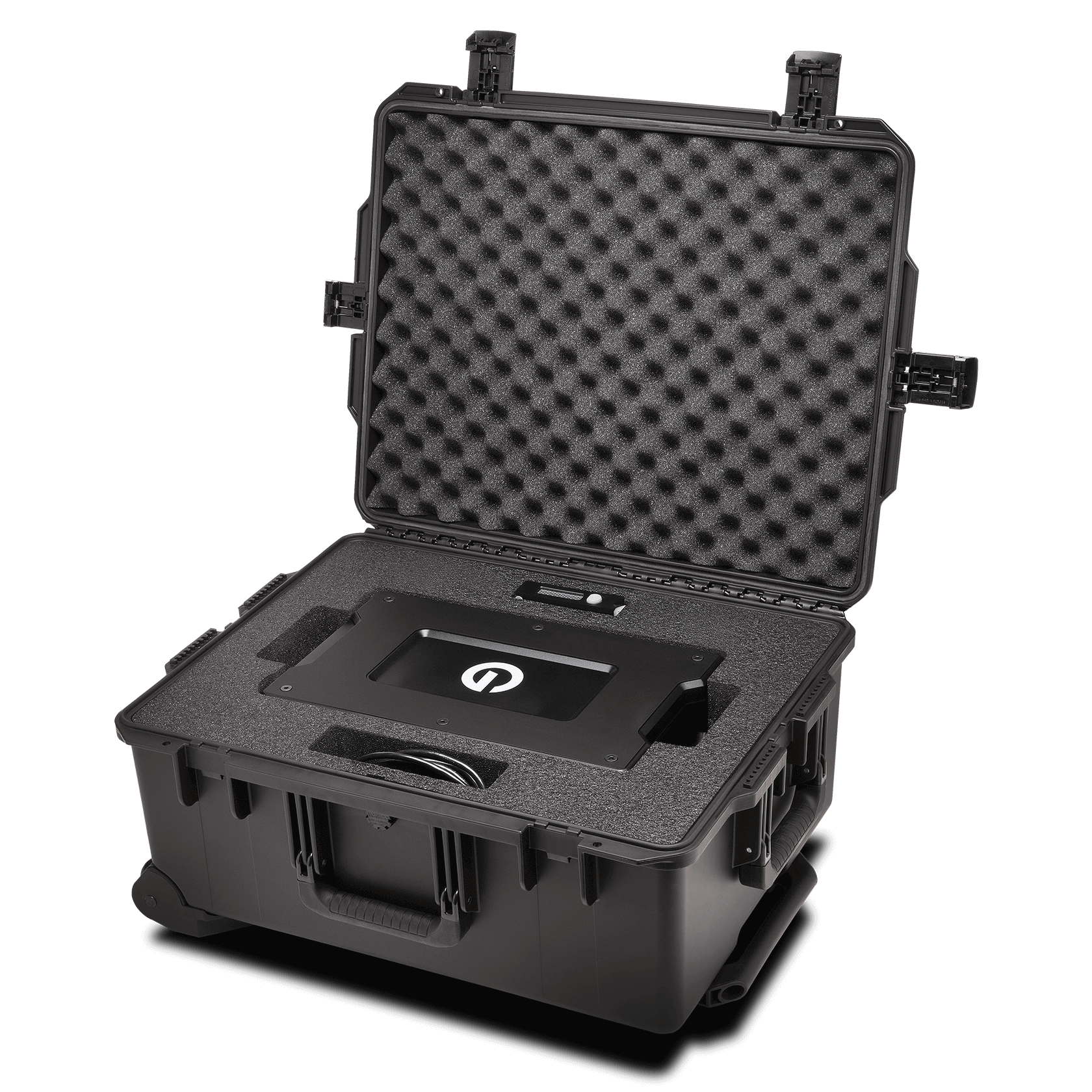 WesternDigital coupon: G-Technology Shuttle XL Case Peli IM2720 Spare module Foam, 8-bay Storage System - 0G04982-1