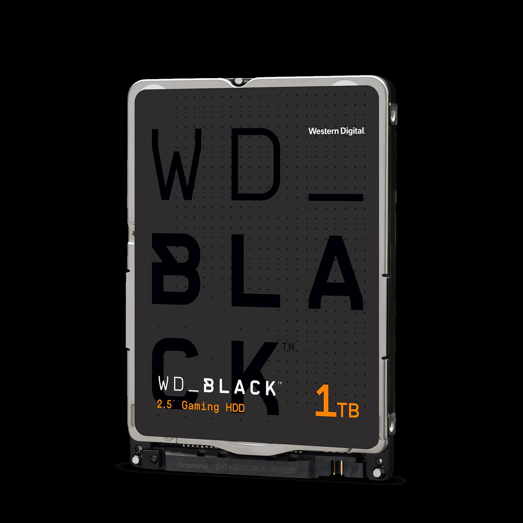 Western Digital 1TB WD Black™ 2.5-inch Performance ...