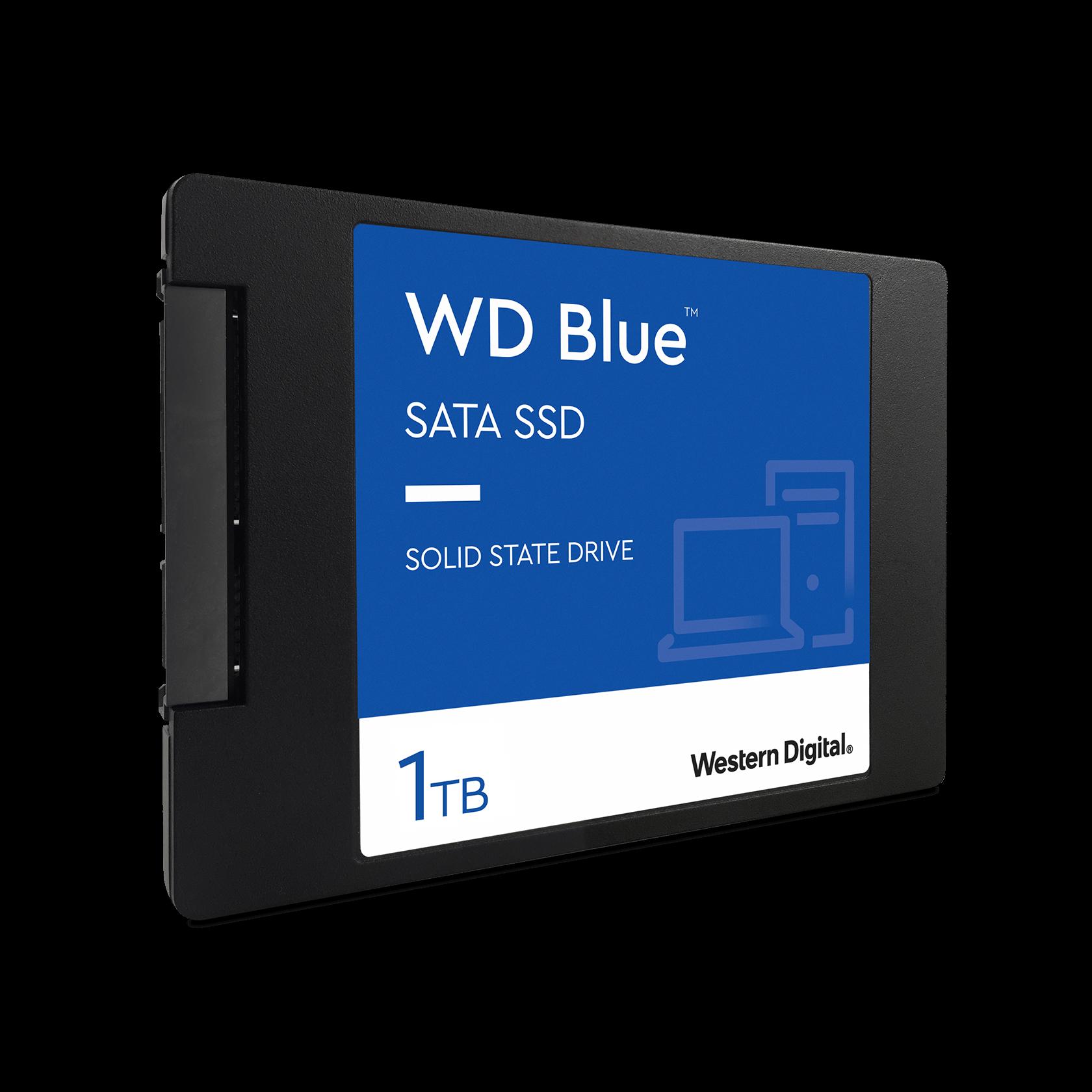 Blue PC SSD 250GB Internal SATA Solid State Drive WD