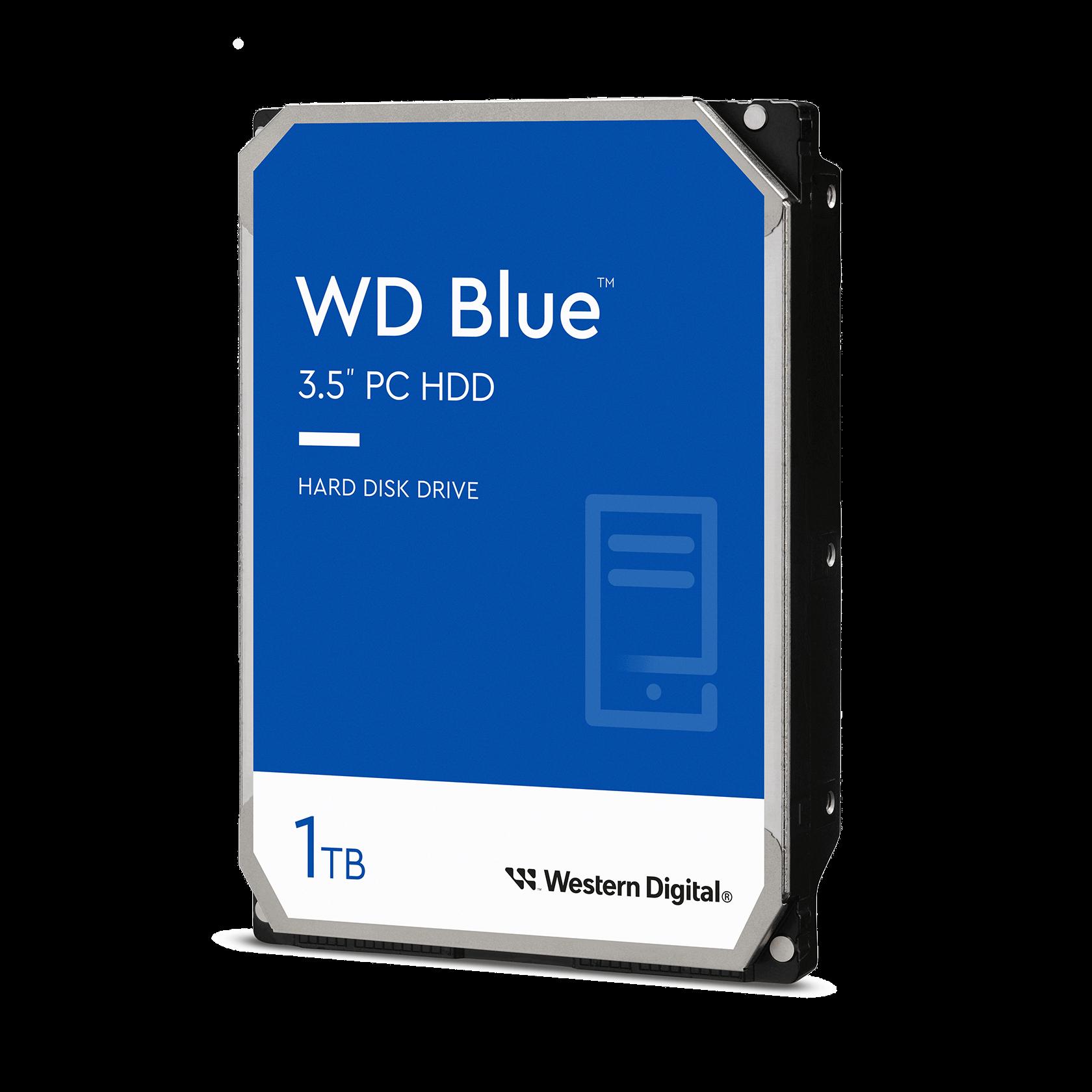 Western Digital 1TB WD 3.5 PC, Blue - WD10EZRZ > SSD ...