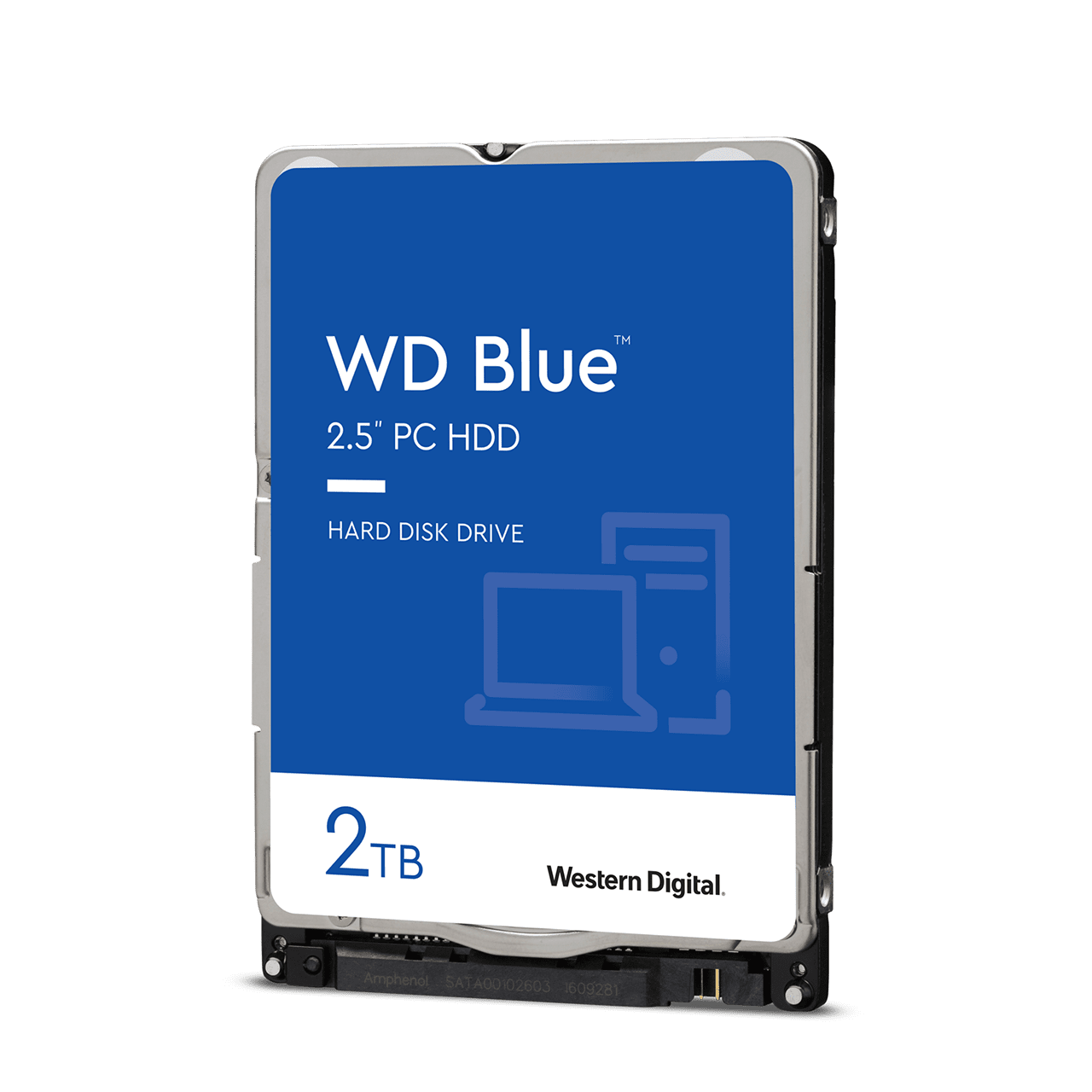 WD Blue™ 2TB PC Hard Drive - Image4
