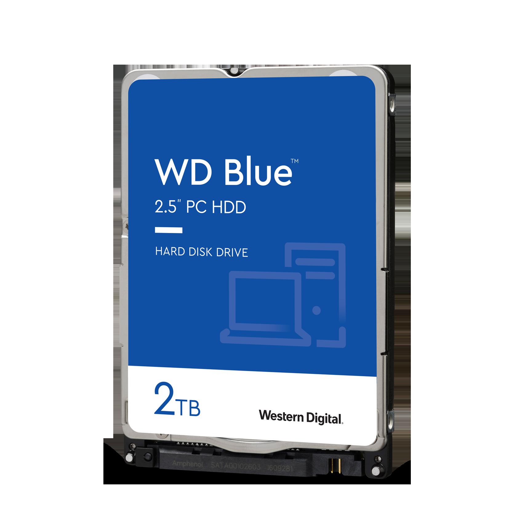 Western Digital 2TB WD Blue™ PC - WD20SPZX > Interne ...
