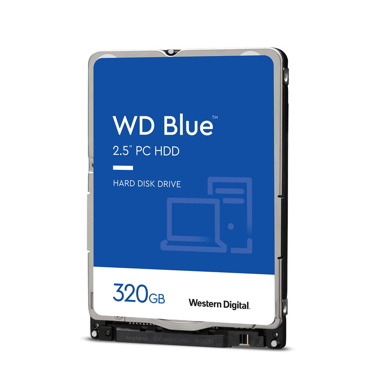 WD Blue™ 320GB PC Hard Drive - Image1