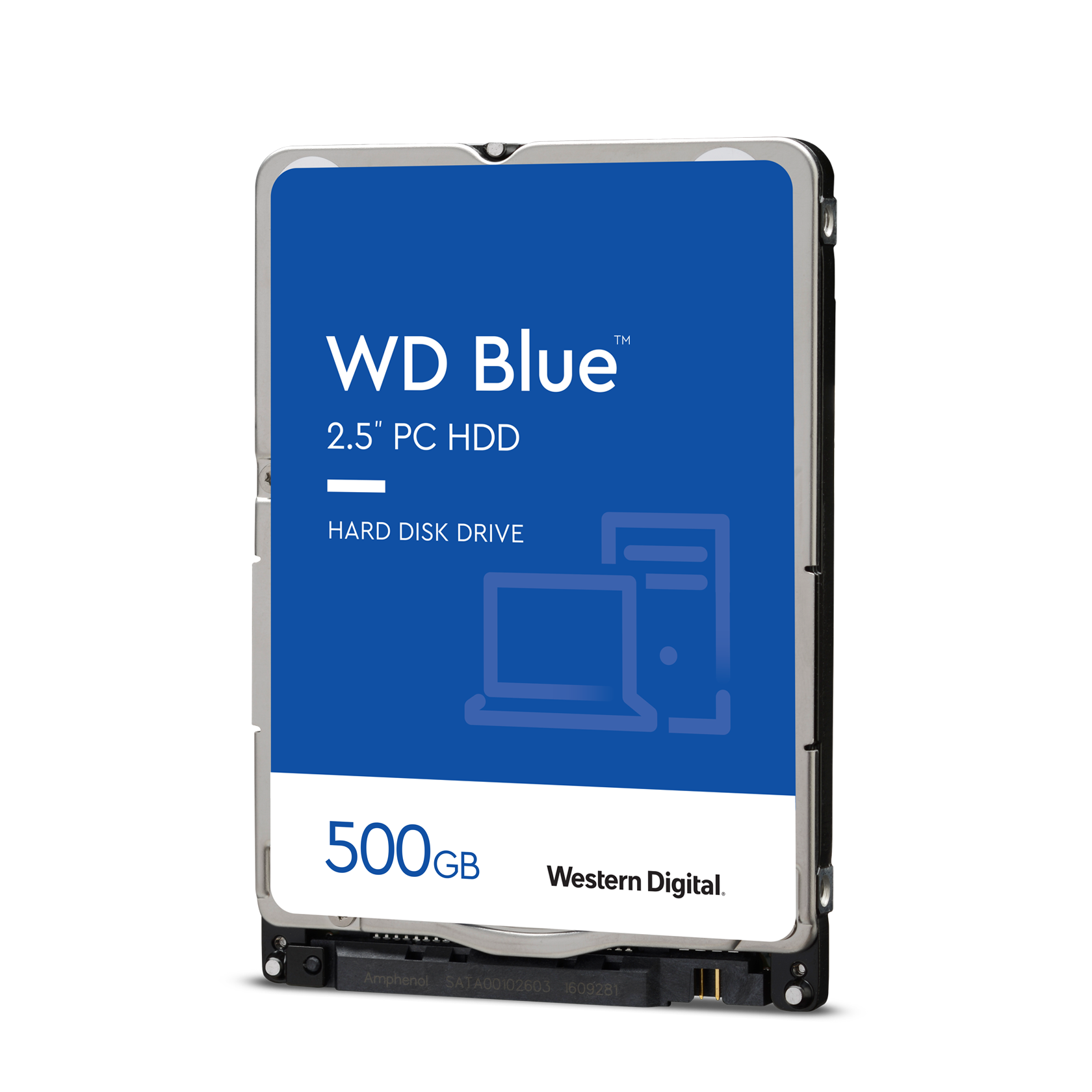 Wd Blue Pc Mobile Hard Drive Western Digital Toko