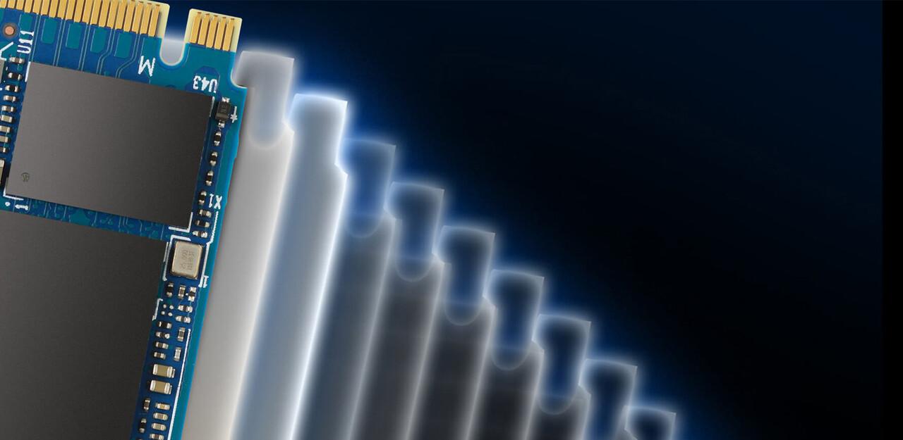 Tính năng SSD WD Blue SN500 NVME2