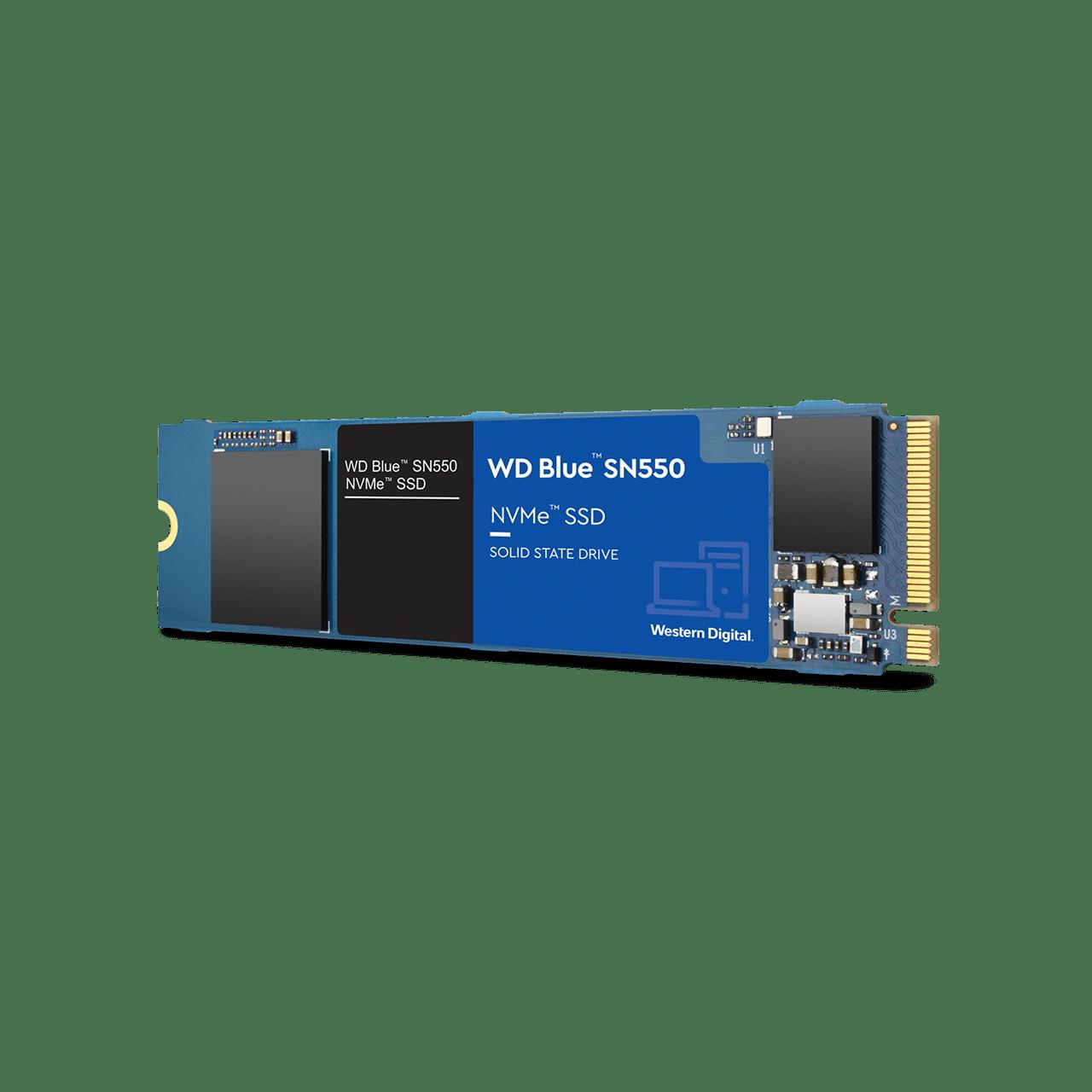 WD Blue™ SN550 NVMe™ SSD | Western Digital Store