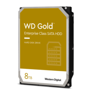 WD GOLD 8TB
