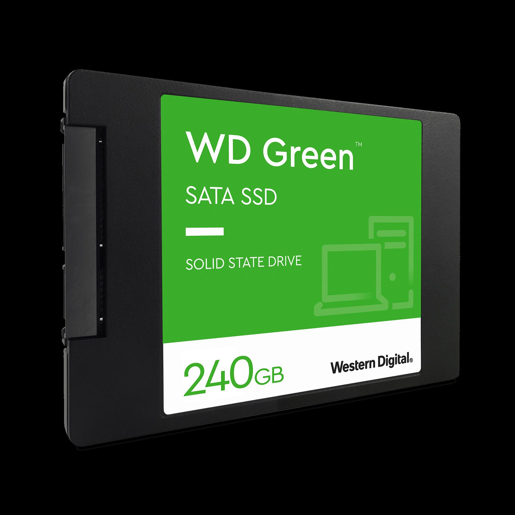 "WD Green WDS120G2G0A 120 GB Solid State Drive SATA I - 2.5/"" Drive SATA//600"