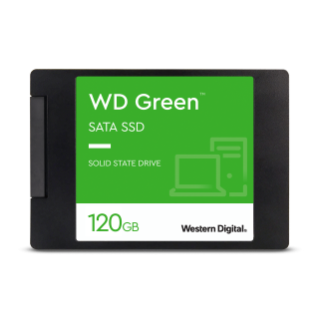 "WD Green 120GB Internal SSD  2.5""/7mm cased - Image1"