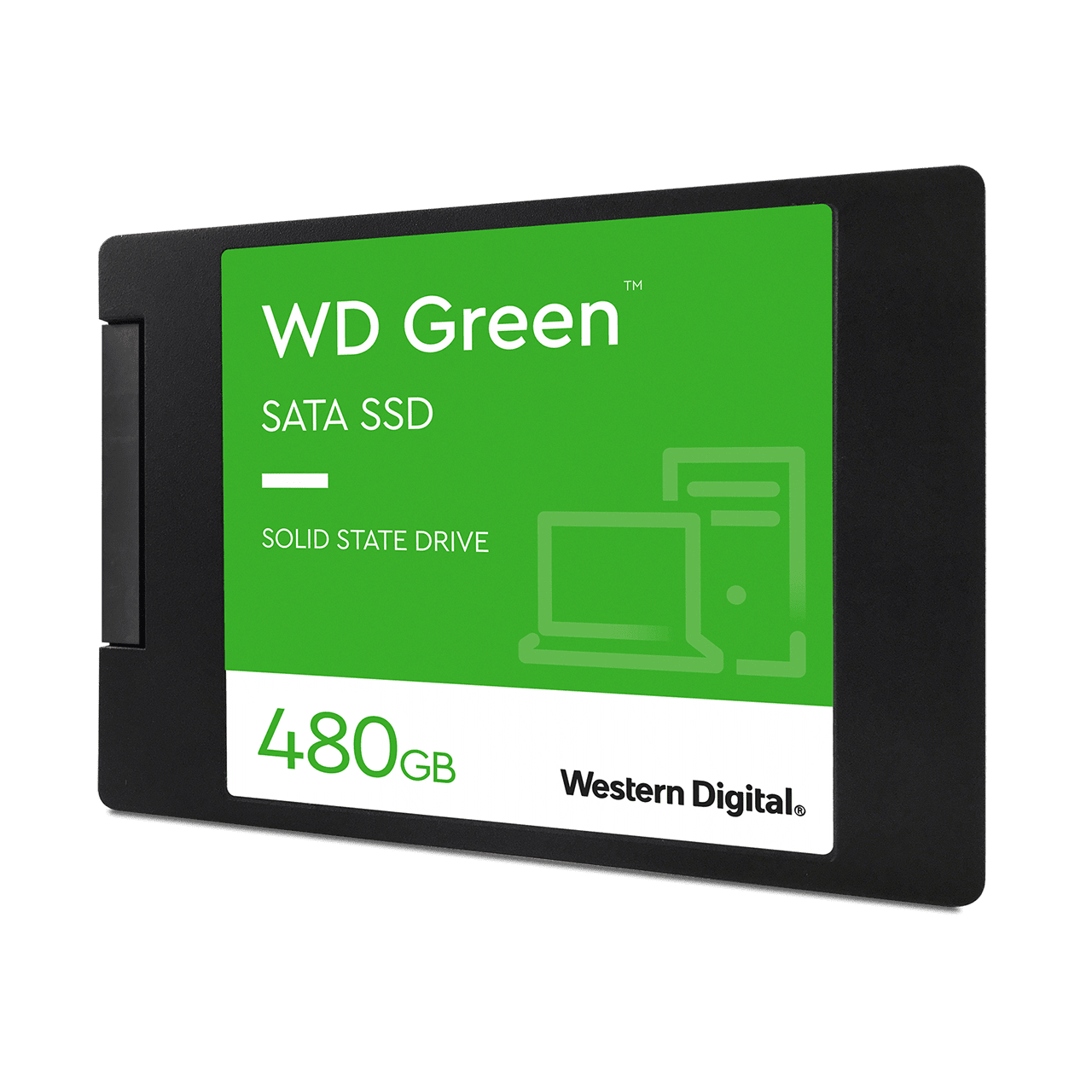 "WD Green 480GB Internal SSD  2.5""/7mm cased - Image5"