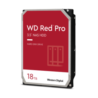 WD Red Pro 18TB