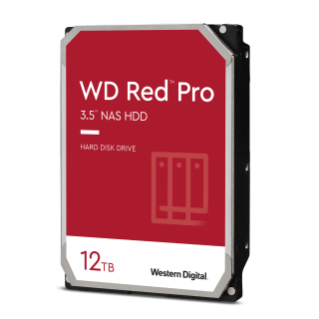 WD Red Pro 12TB