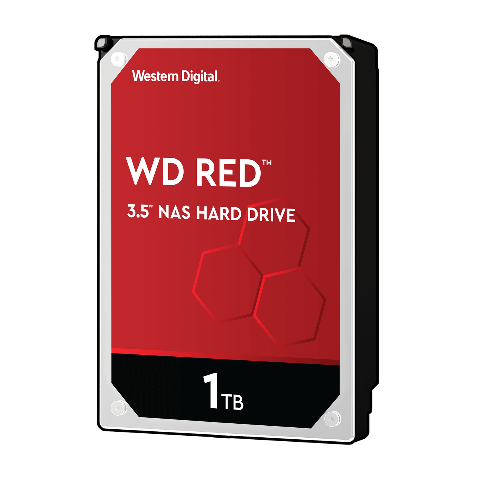 "WD 3TB Red 5400 rpm SATA III 3.5/"" Internal NAS HDD WD30EFRX"