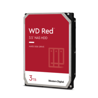 WD Red 3.5 3TB