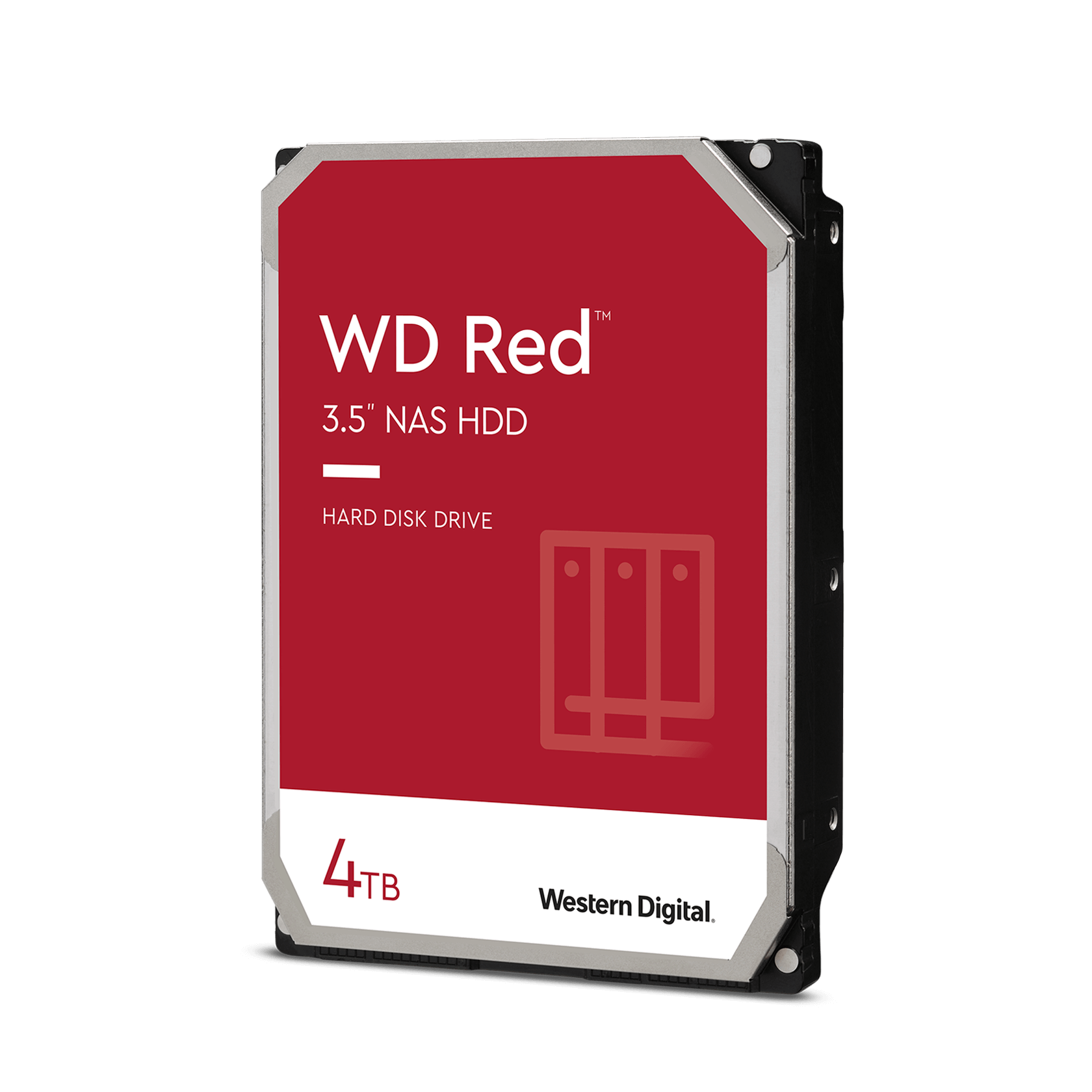 HDD INT WD 4TB Red WD40EFAX