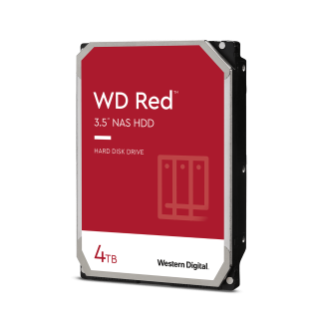 WD Red 3.5 4TB