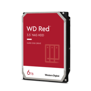 WD Red 3.5 6TB