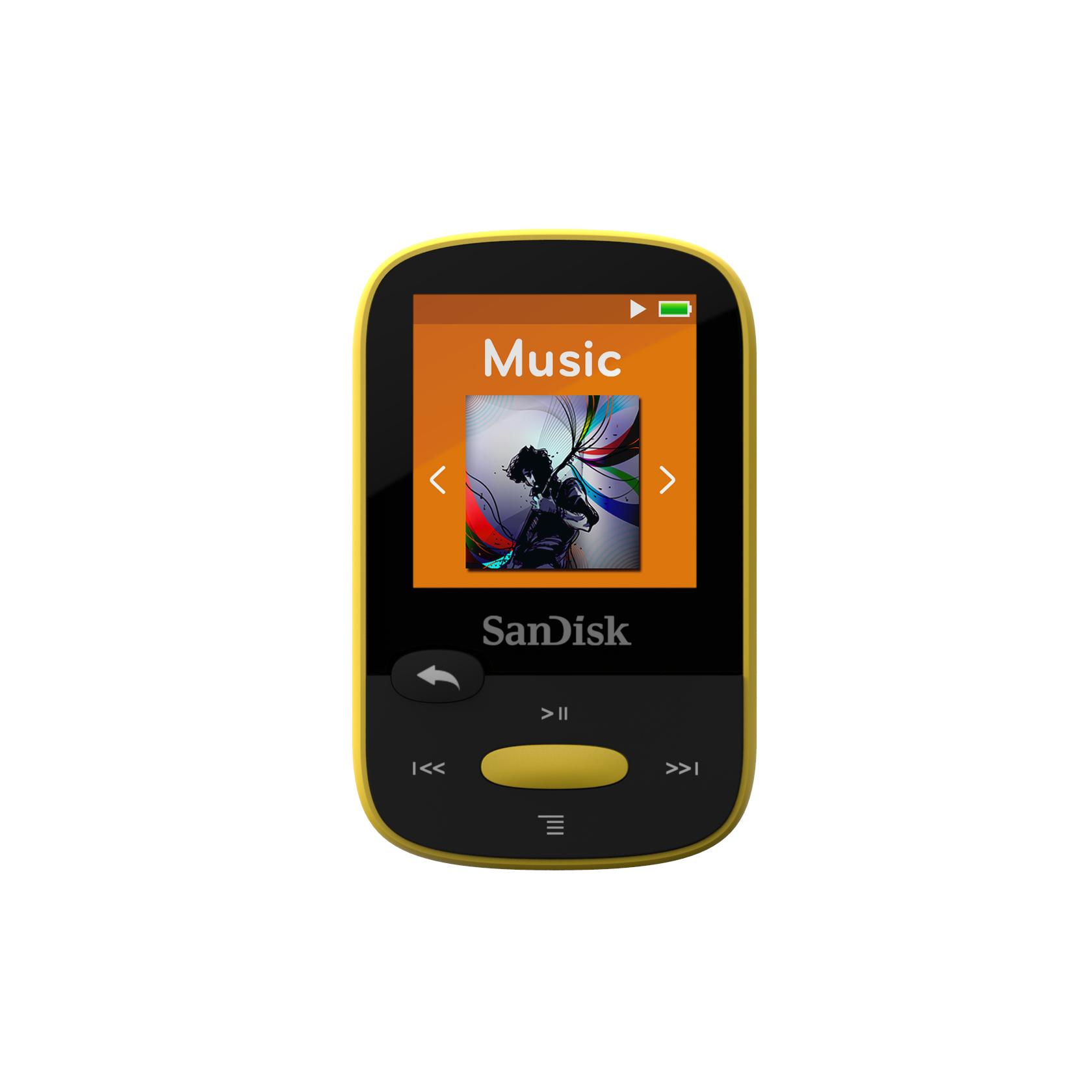 SanDisk Clip Jam 8GB MP3-Player Pink