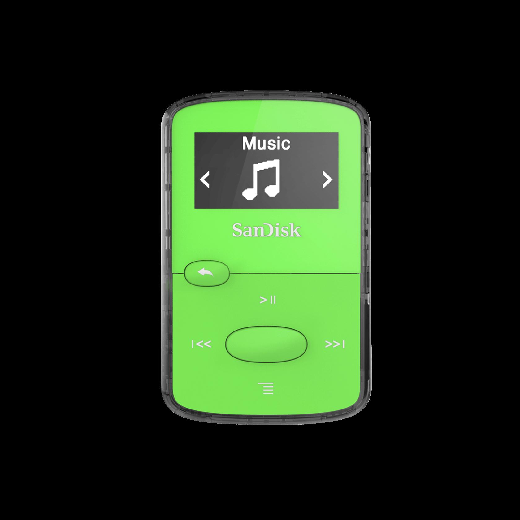 Battery Black Sandisk Sdmx26-008g-g46k 8 Gb Flash Mp3 Player Fm Tuner