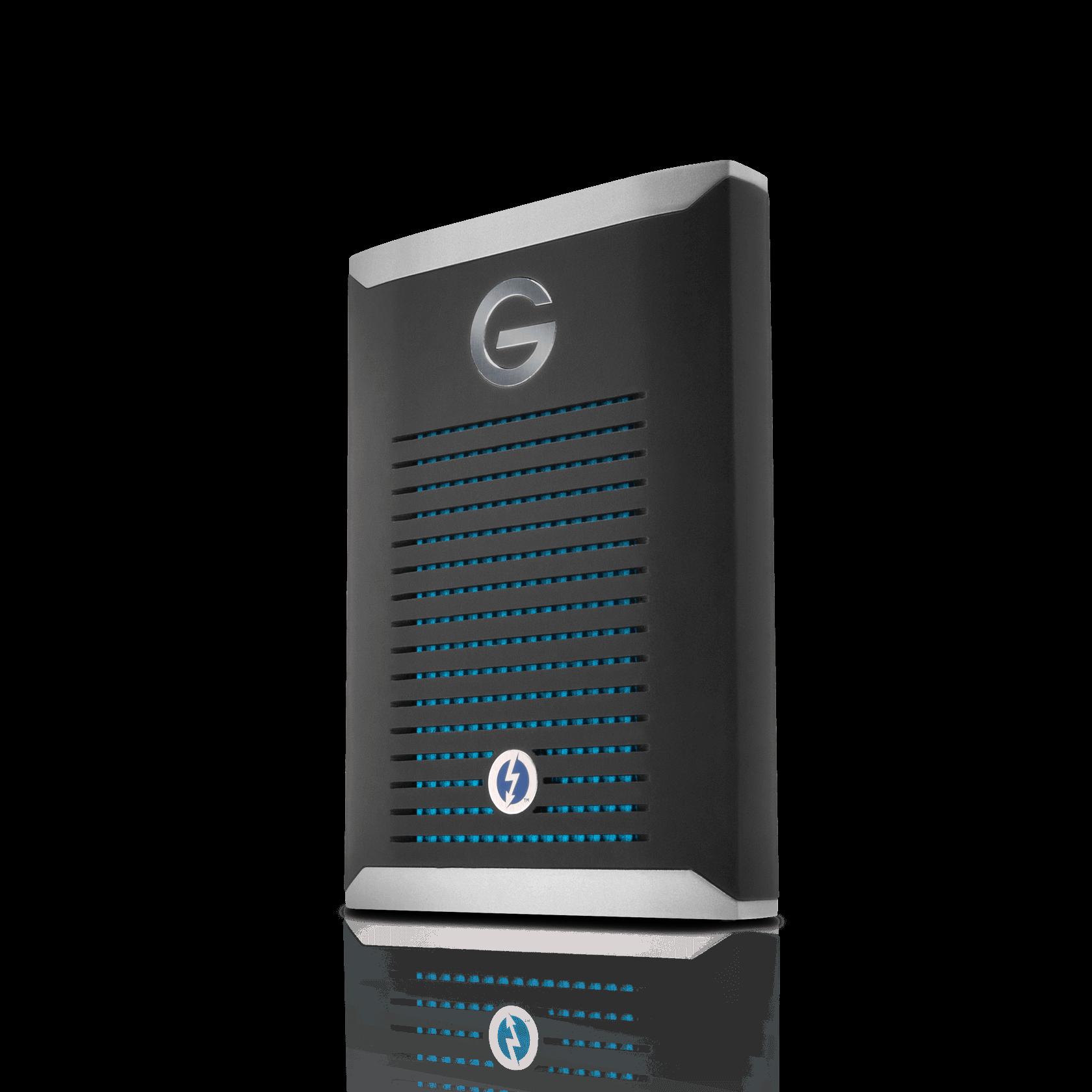 WesternDigital coupon: G-Technology G-DRIVE Mobile Pro Thunderbolt 3 500GB - 0G10310-1