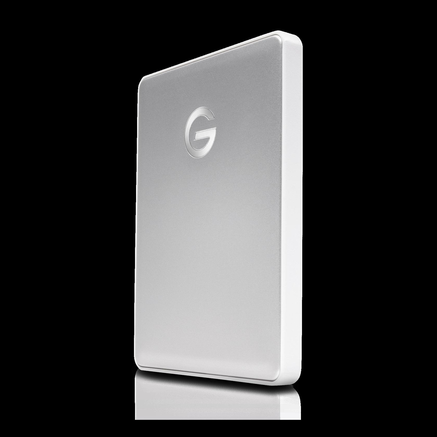 WesternDigital coupon: G-Technology 2TB G-DRIVE Mobile USB-C, Silver - 0G10339-1