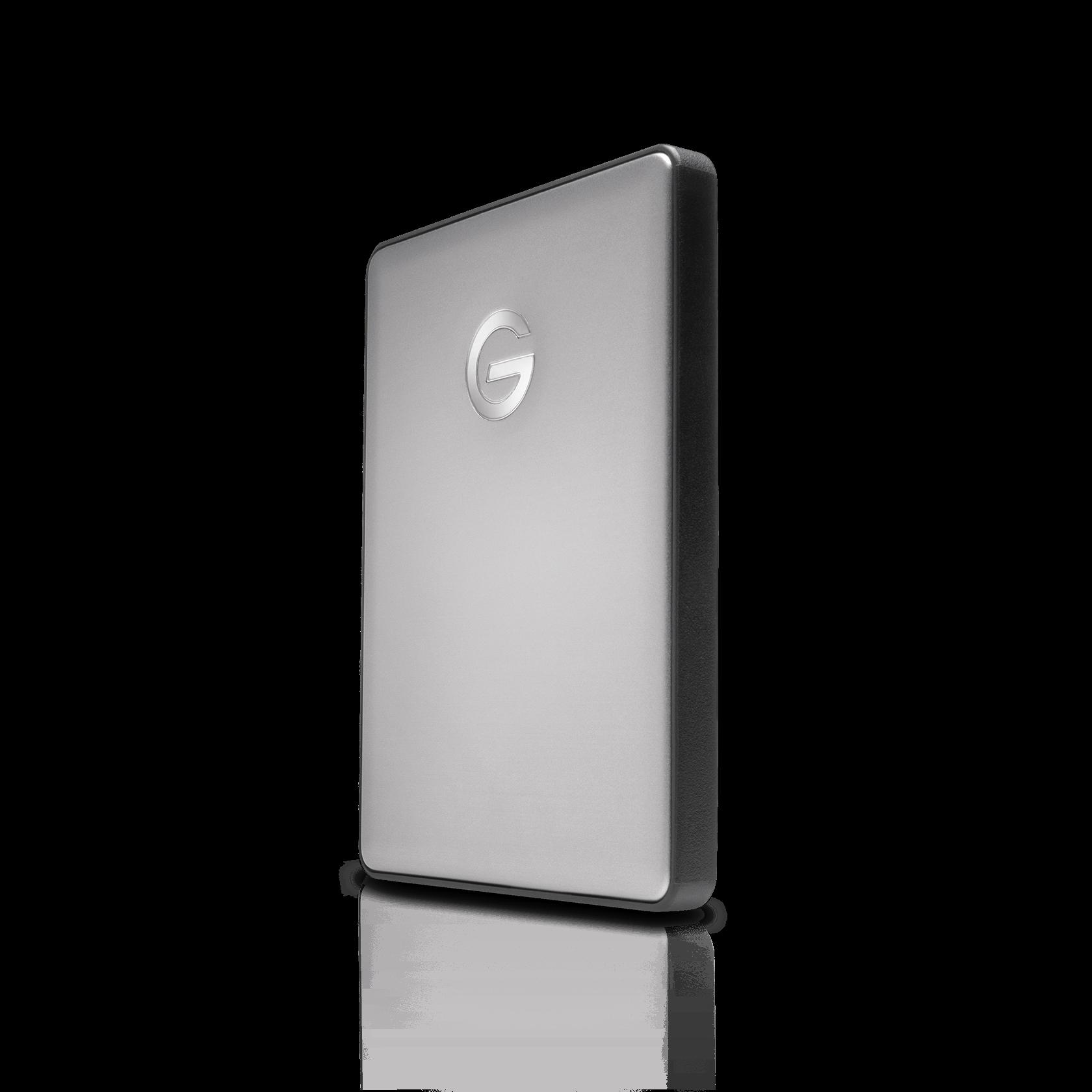 WesternDigital coupon: G-Technology 2TB G-DRIVE Mobile USB-C Space, Gray - 0G10317-1