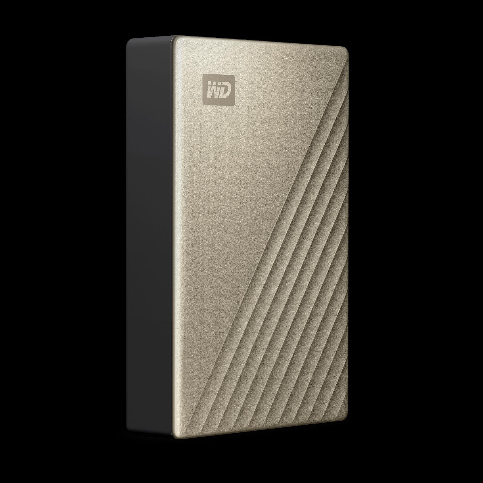 My Passport Ultra 2TB External USB 3.0 Portable Hard Drive with Hardware... WD