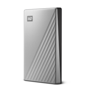 My Passport Ultra 1TB Silver - Image1