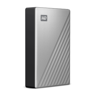 My Passport Ultra 4TB Silver - Image5
