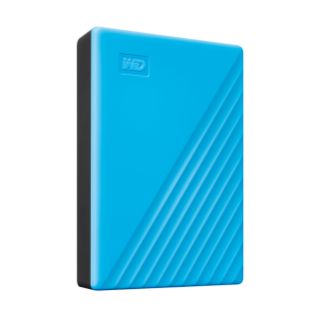 My Passport Portable HDD 4TB Blue - Image6