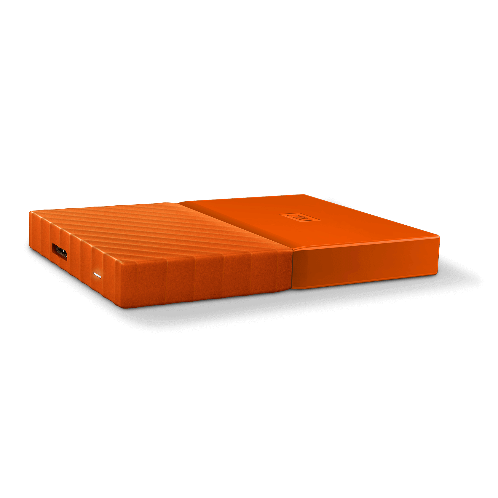 Western Digital WDBYNN0010BOR-WESN 1tb My Passport Ultra Orange