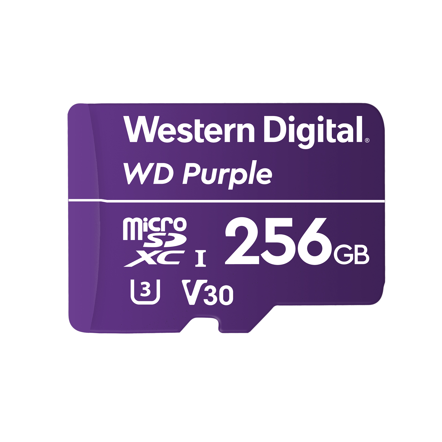 Western Digital WD MicroSD 256GB, Purple - WDD256G1P0A ...