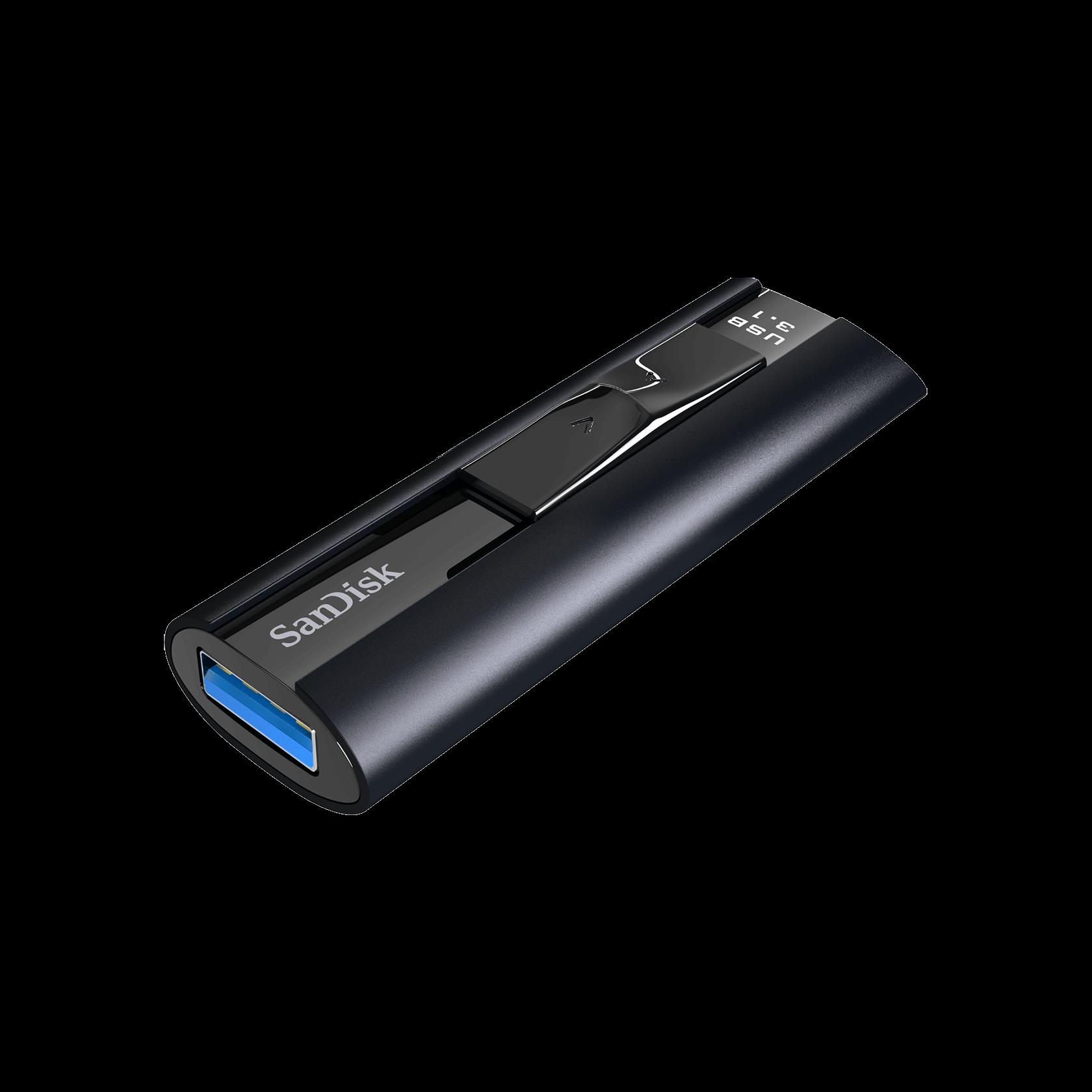 Sandisk Extrema Pro 128GB 256GB USB CZ880 USB 3.1 SSD R420//W380 Flash Drive