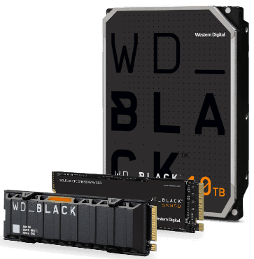 Learn more about WD_BLACK