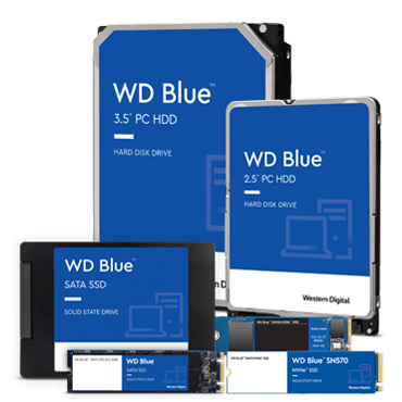 Learn more about WD Blue
