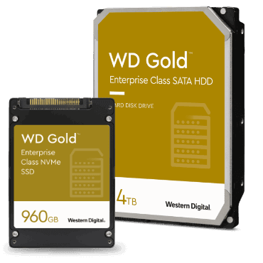 Learn more about WD Gold