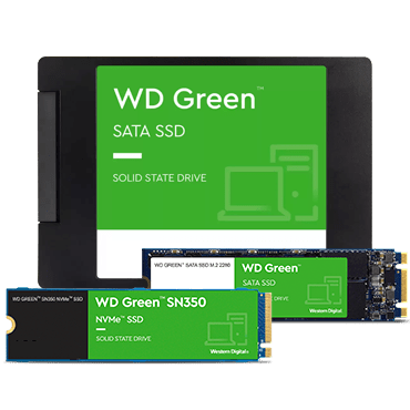 Learn more about WD Green