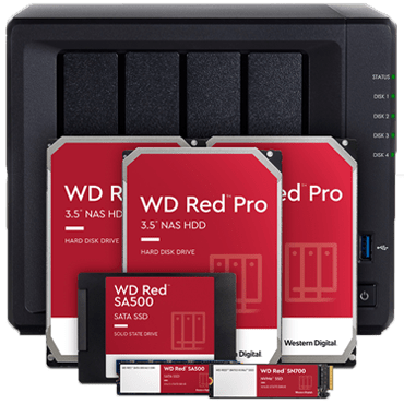 Learn more about WD Red