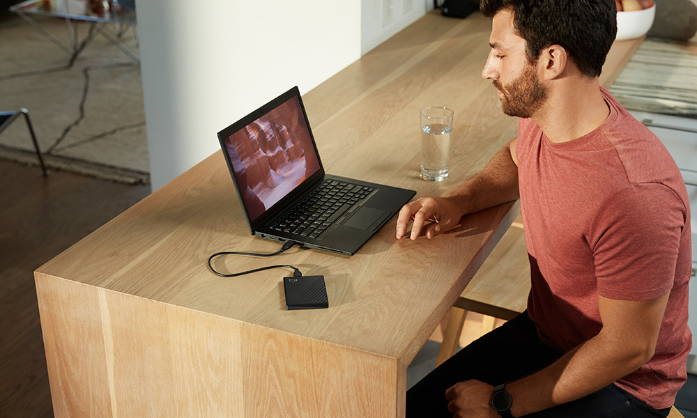 Western Digital Delivers its Slimmest 5TB Portable Hard Drive
