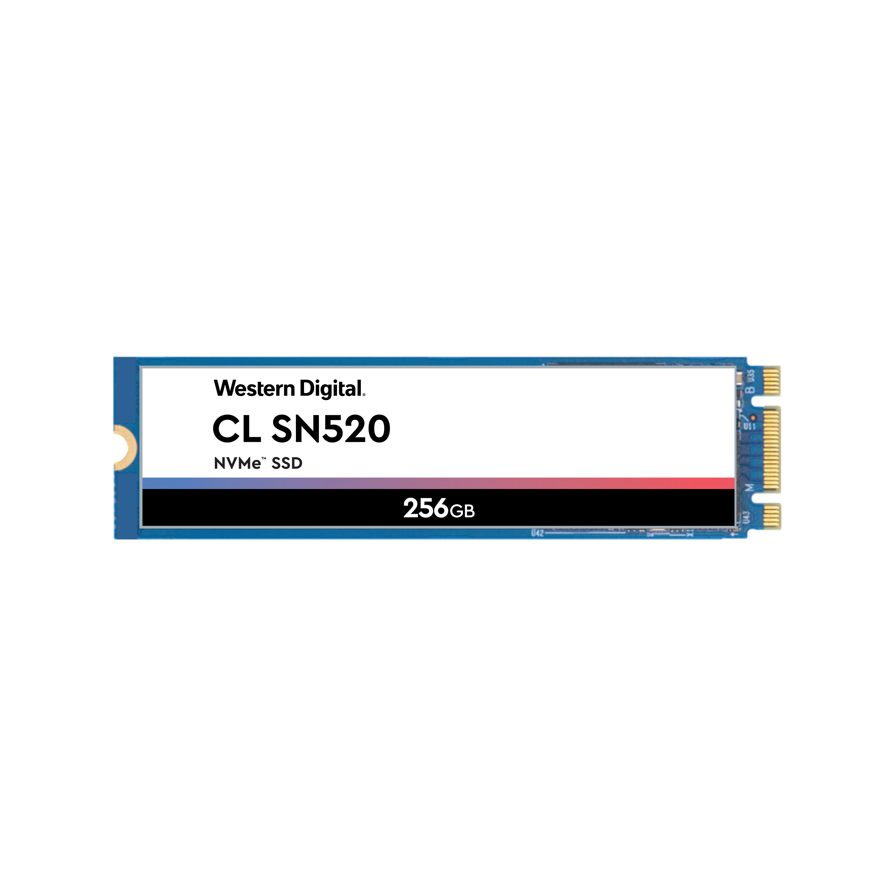 Commercial NVMe Solid State Drives