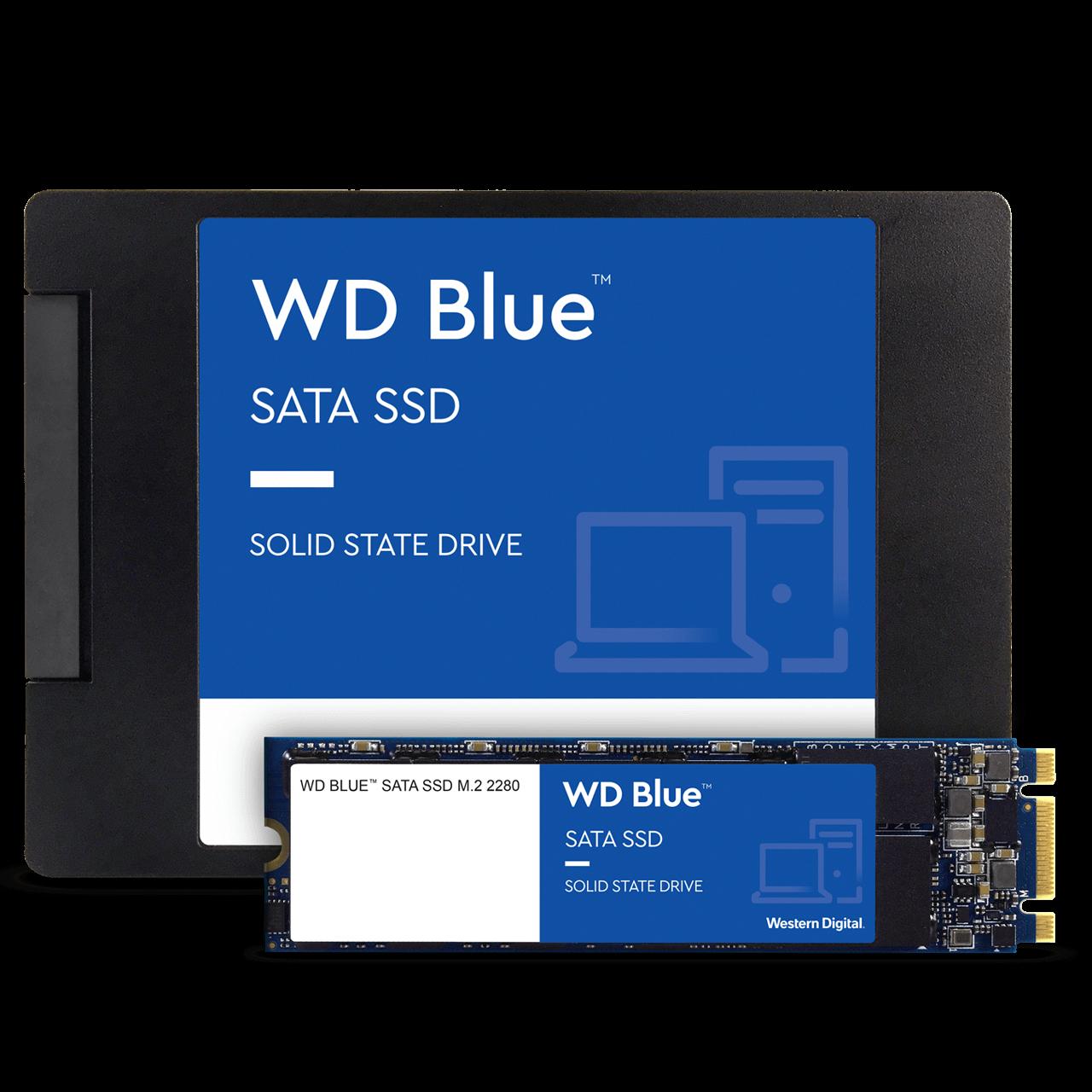 "SATA III 6 Gb//s 2.5/""//7mm Solid State Drive WD Blue 3D NAND 1TB PC SSD"