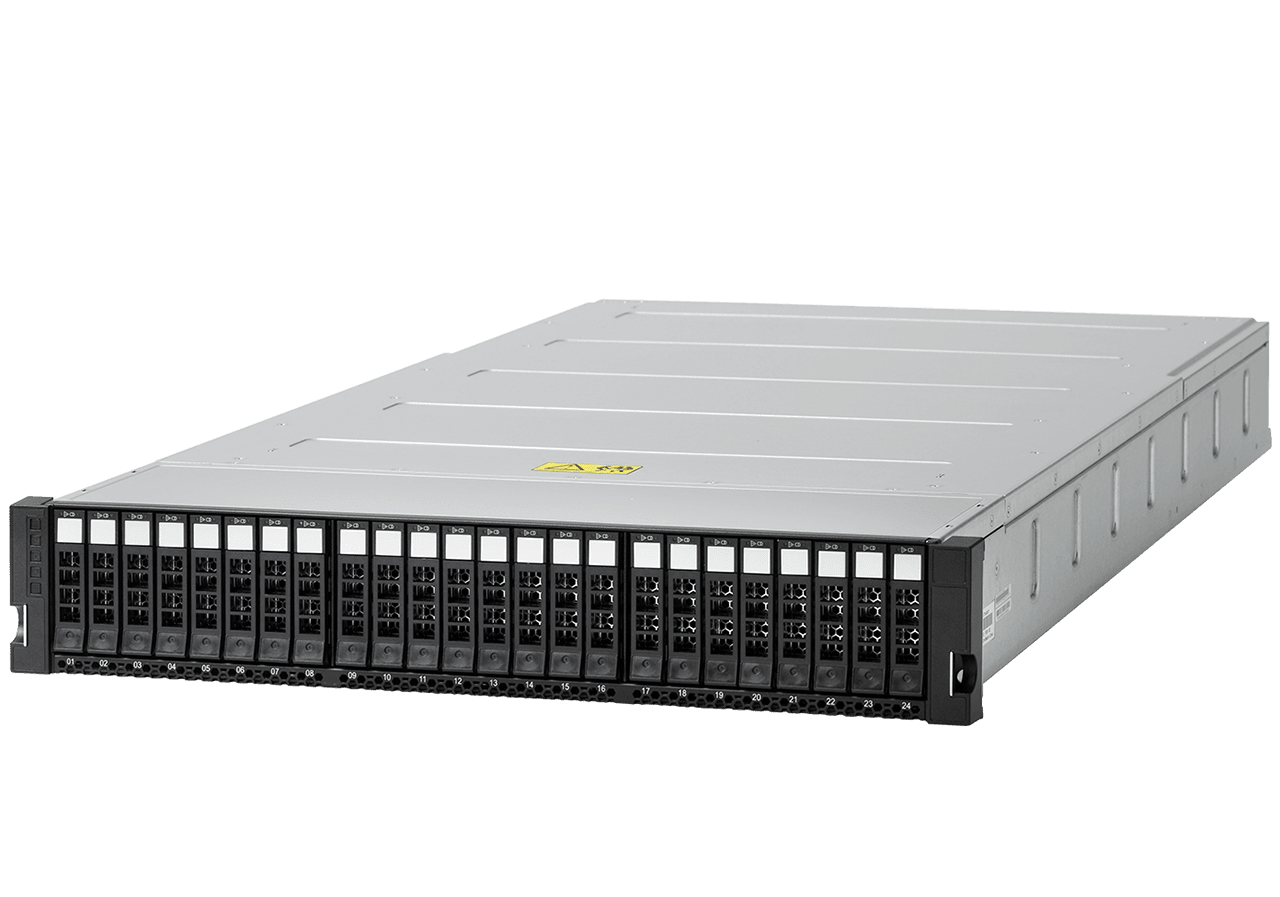 Ultrastar Serv24-HA NVMe Storage Server