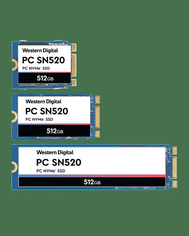 PC SN520 SSD